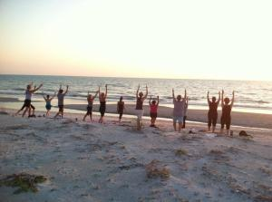 Sramana IRB Sunset Yoga